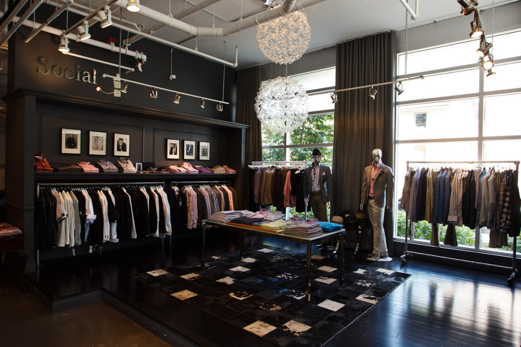 top clothing stores toronto