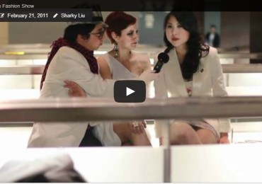 Ryerson Sife Fashion Show video pic