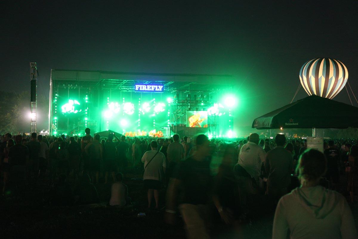 h2o music festival 2013 night picture