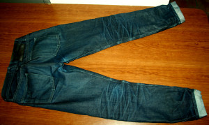 how to wash apc jeans