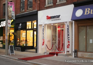 surmesur custom menswear toronto 108 Queen Street East - Suits Shirts