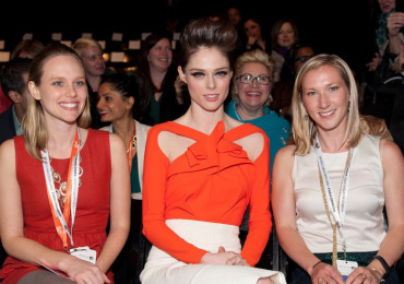 Coco Rocha - supermodel -toronto-fashion-week-behind-the-scenes